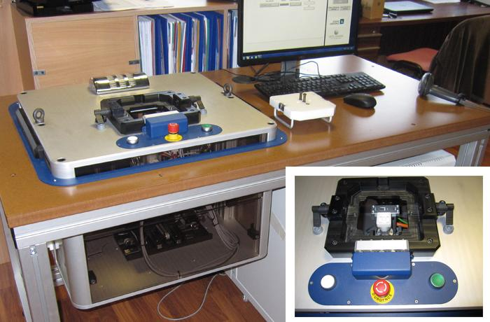 Banc de test mécanique