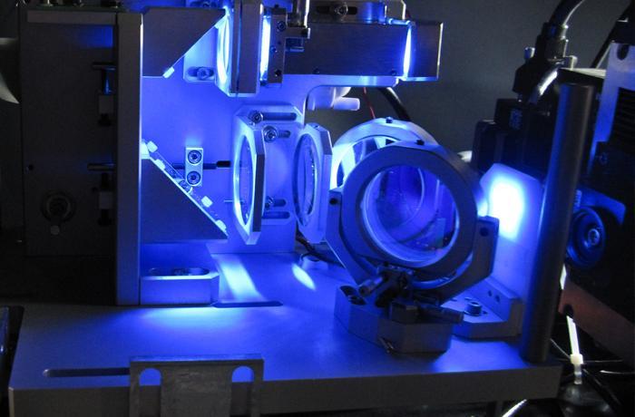 Module de mise en forme spatiale de faisceau laser